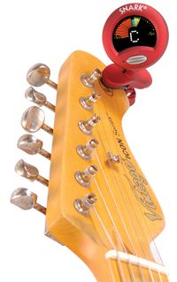 SNARK Clip-on ALL Instrument Tuner for Guitar Brass Violin